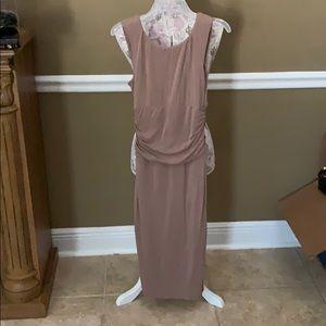 Beige Venus dress size 2. NWOT